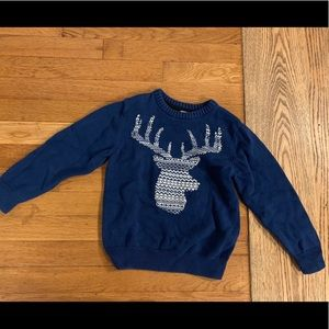 Gymboree Reindeer Sweater